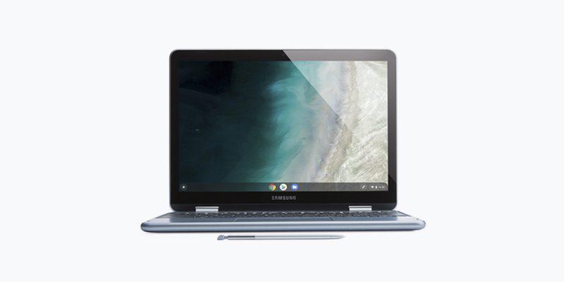 Samsung Chromebook Plus (WiFi + LTE)